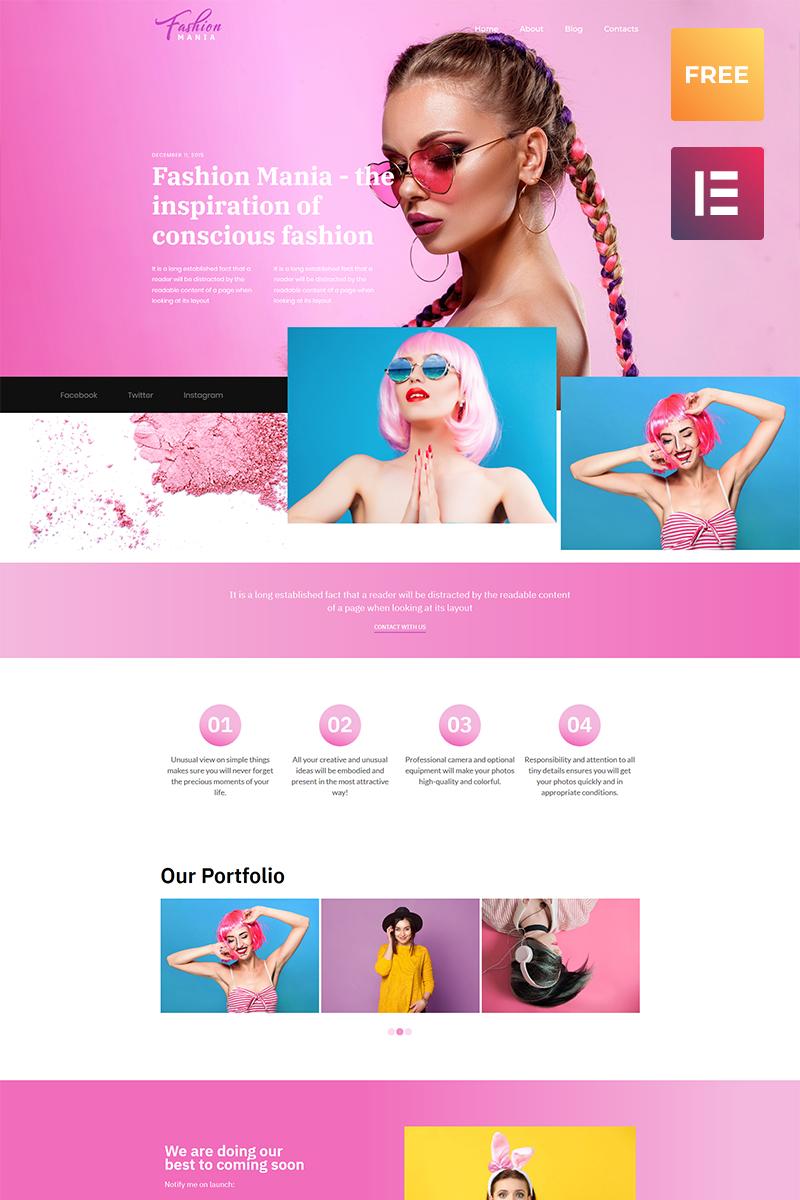 Responsivt Easy WordPress Theme WordPress-tema #51598