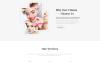 Free Bootstrap Template Website Template Big Screenshot