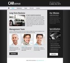 Cars Website  Template 51621