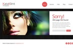 Art & Photography Website  Template 51623