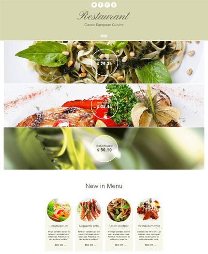ADOBE Photoshop Template 51670 Home Page Screenshot