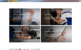 Free HTML5 Theme - Cleaning Website Template