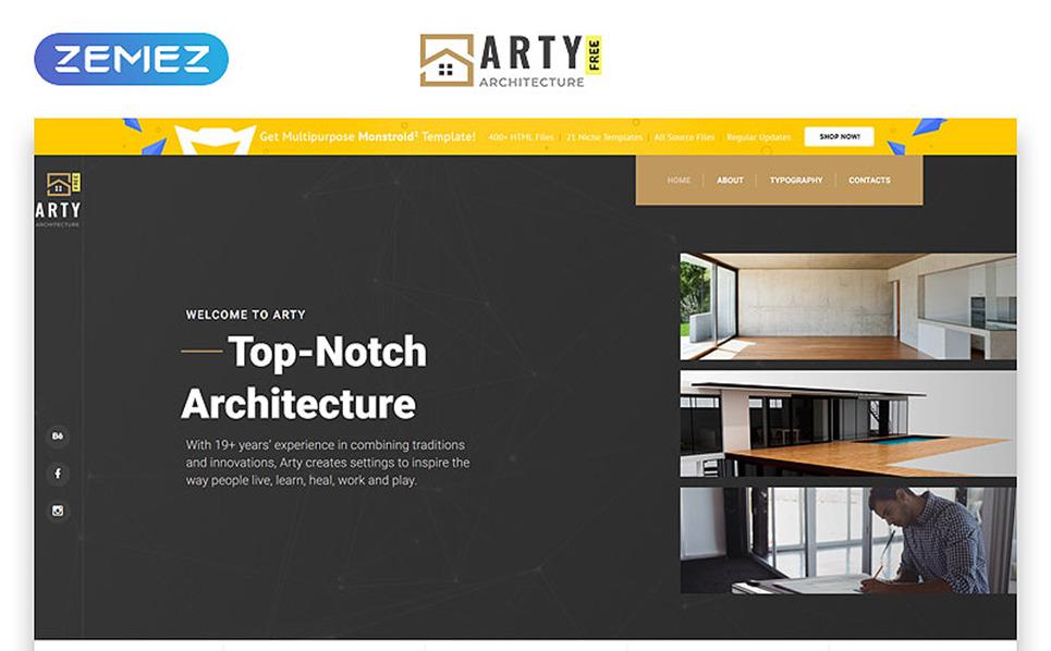 Šablona webových stránek New Screenshots BIG