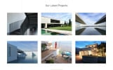Free HTML5 Theme - Architecture Website Template