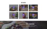 Free HTML5 Theme for Restaurant Website Website Template