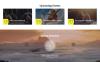 """Responzivní Šablona webových stránek """"Free HTML5 Theme for Religious Site"""" Velký screenshot"""