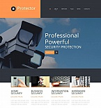 Security Moto CMS HTML  Template 51699