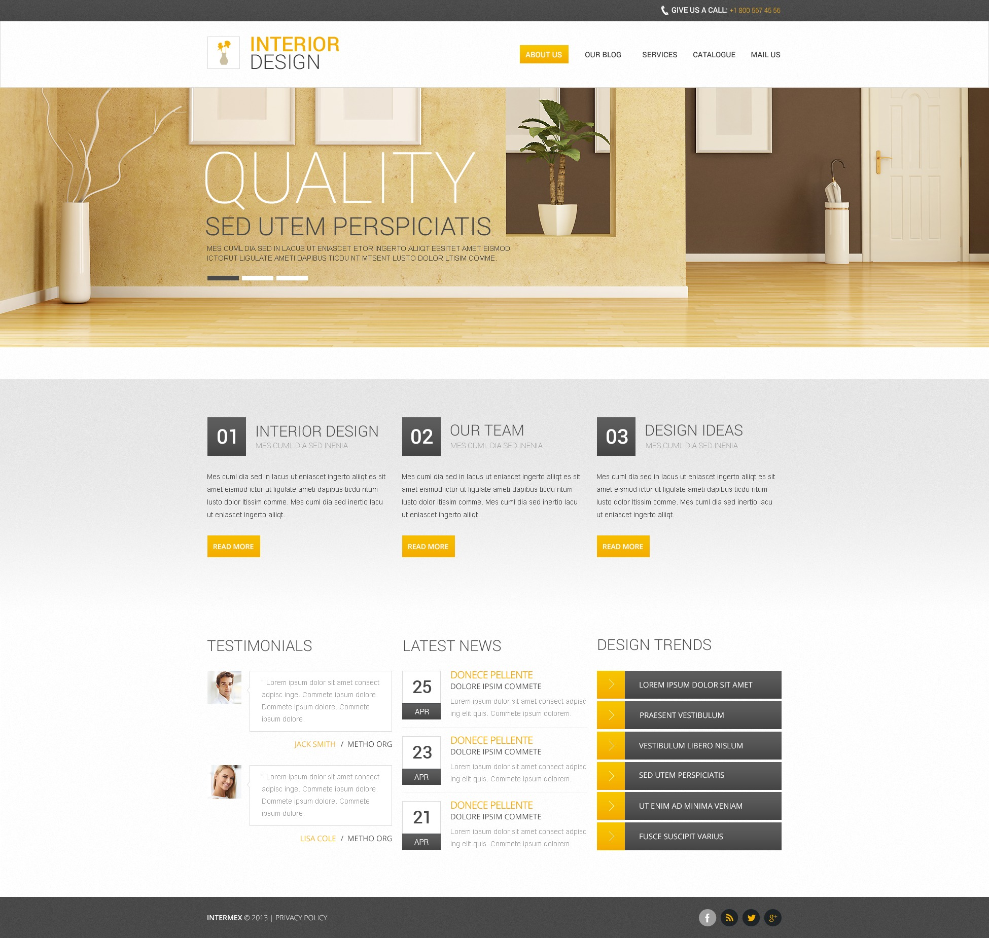 Free responsive drupal 7x template v2 for Drupal custom view template