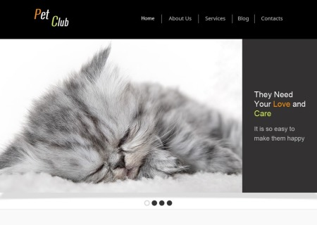 Free   - Pet Site
