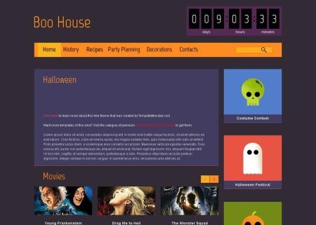 Halloween Free HTML5