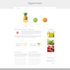 free food templates templatemonster