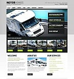 Cars Moto CMS HTML  Template 51726