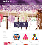 Entertainment OpenCart  Template 51728