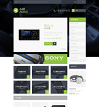 Cars OpenCart  Template 51729