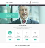 Society and Culture Website  Template 51743