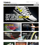 Sport WooCommerce Template 51757