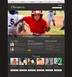 Sport Joomla  Template 51762