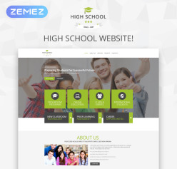 science web templates responsive web layouts for science websites