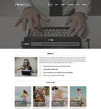 Books WordPress Template 51772