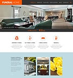 Society and Culture Website  Template 51779