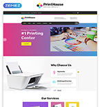Art & Photography Website  Template 51780