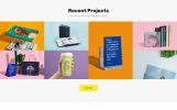 Responsywny szablon strony www Print House - Print Shop Multipage Modern HTML #51780