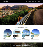 Travel Drupal  Template 51792
