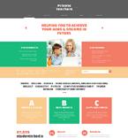 Education Joomla  Template 51797