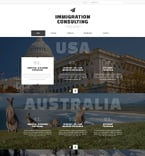 Society and Culture Website  Template 51798