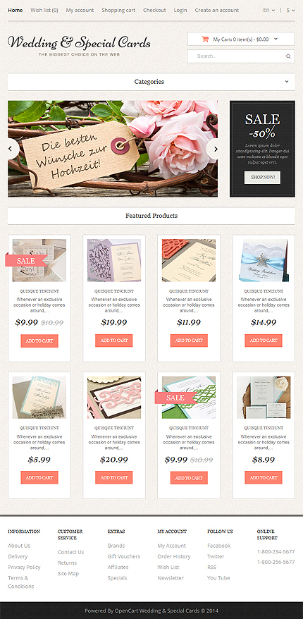 ADOBE Photoshop Template 51799 Home Page Screenshot