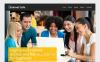 Адаптивный WordPress шаблон №51737 на тему интернет-кафе New Screenshots BIG