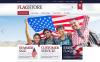 Flags Promotion Template ZenCart  №51793 New Screenshots BIG
