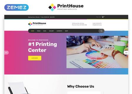 Print Shop Responsive