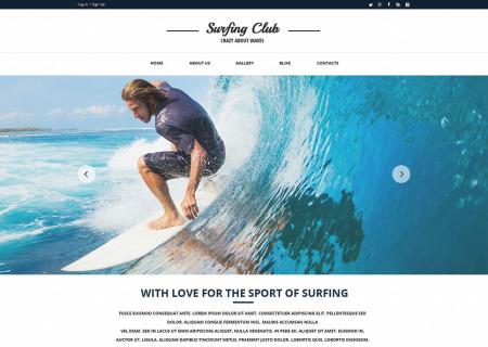 Surfing Responsive