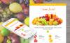 Szablon Moto CMS HTML #51724 na temat: jedzenie i napoje New Screenshots BIG