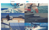 """Yacht Vacation"" Responsive WordPress thema New Screenshots BIG"