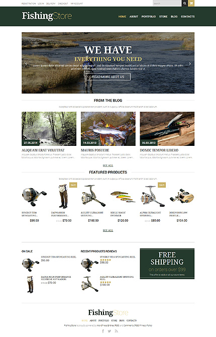 Website Template #51804