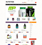Medical osCommerce  Template 51810