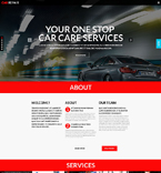 Cars WordPress Template 51814