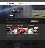 Cars WordPress Template 51818