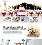 Wedding Website  Template 51830