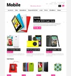 Electronics Magento Template 51831