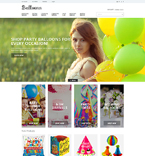 Entertainment Magento Template 51832