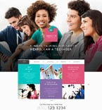 Society and Culture Website  Template 51834