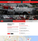 Cars WordPress Template 51841