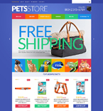 Animals & Pets WooCommerce Template 51843