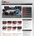 Cars Joomla  Template 51846