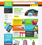 Electronics Magento Template 51848