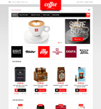 Cafe & Restaurant Magento Template 51849