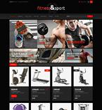 Sport PrestaShop Template 51850